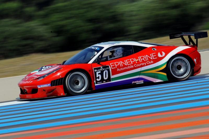 Afcorse Blancpain Endurance Series Machiels