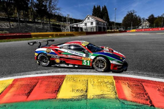 The FIA WEC moves to Mexico with Ferrari and AF Corse leaders in GT
