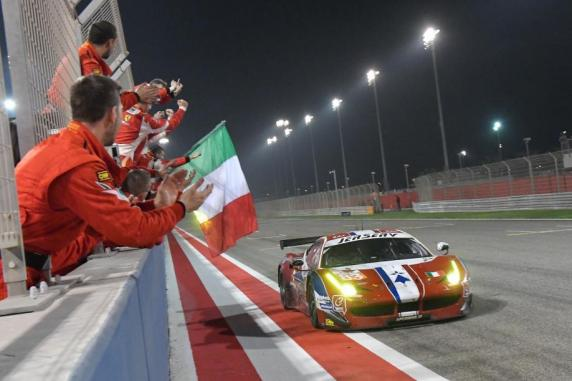 FIA WEC, BAHRAIN: FERRARI, AF CORSE,  PERRODO-COLLARD-AGUAS TRIO TOOK THREE TITLES