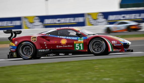 The FIA WEC 2017 has started with a podium for Ferrari and AF Corse