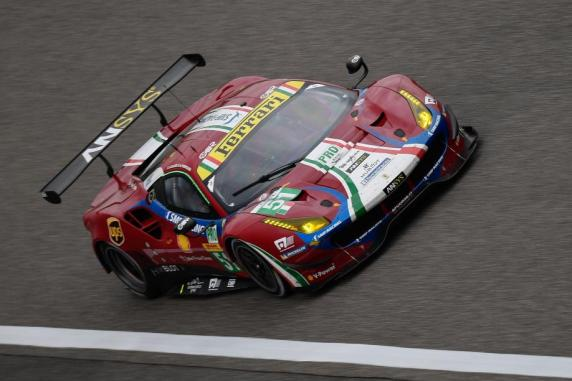 FIA WEC: Ferrari wins the GT Manufacturers title