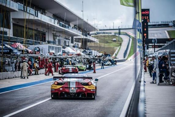 FIA WEC: the leadership is continuing