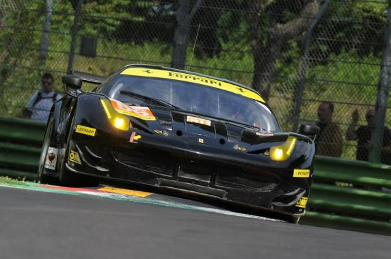European Le Mans Series 2016, Red Bull Ring: l'impegno di AF Corse