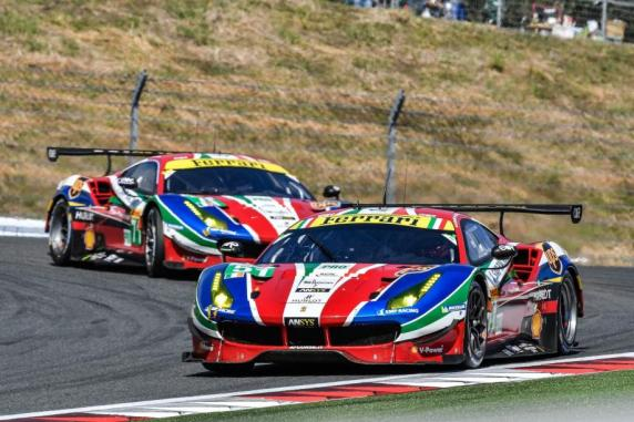 FIA WEC, Fuji: titles is closer in GTE Am, podium in GTE Pro and Ferrari regains the lead in GT Constructors' standings