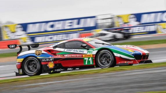 FIA WEC: at Spa to aim again at the top