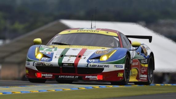 New positive results in the FIA WEC: the target for the AF Corse Ferrari 458's