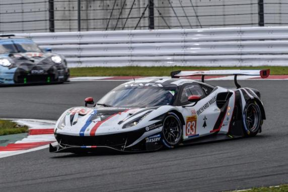 Perrodo, Collard, Nielsen and AF Corse are first in the LMGTE Am in the FIA WEC following the 6 Hours of Fuji