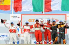 First spots in the GT Open for the AF Corse Ferrari 458�s