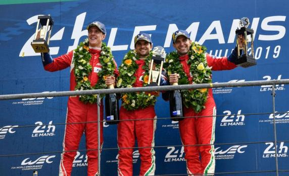 24 Hours of Le Mans, third victory!