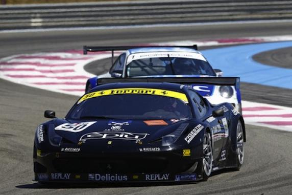 Castellacci and Leo are the new champions of the European FIA GT3