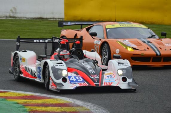 Pecom Racing: victory in the LMP2 at Spa, second race of the FIA WEC