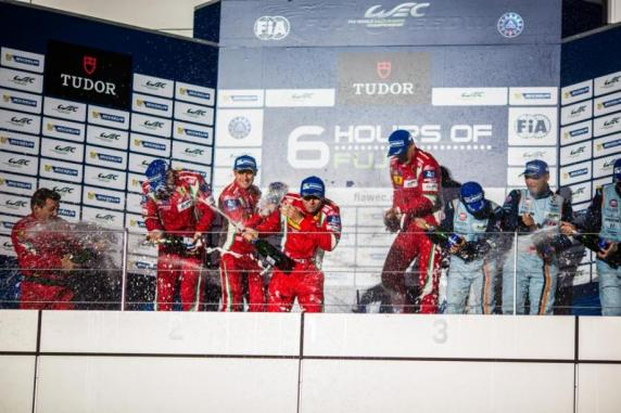 FIA WEC, Fuji: Ferrari, Bruni-Vilander, AF Corse win and extend the leadership