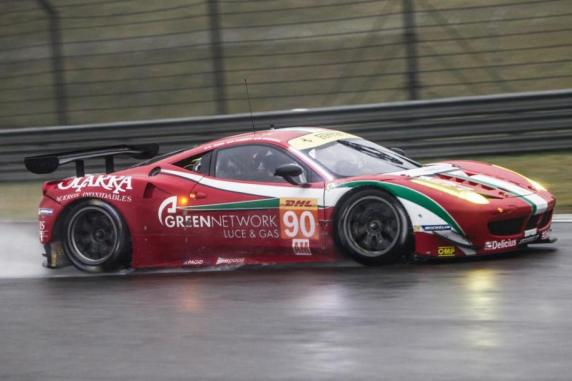 FIA WEC, Shanghai: double podium with Rigon-Calado and Roda-Ruberti-Cressoni. Ferrari, AF Corse, Bruni and Vilander keep the top positions in the championship